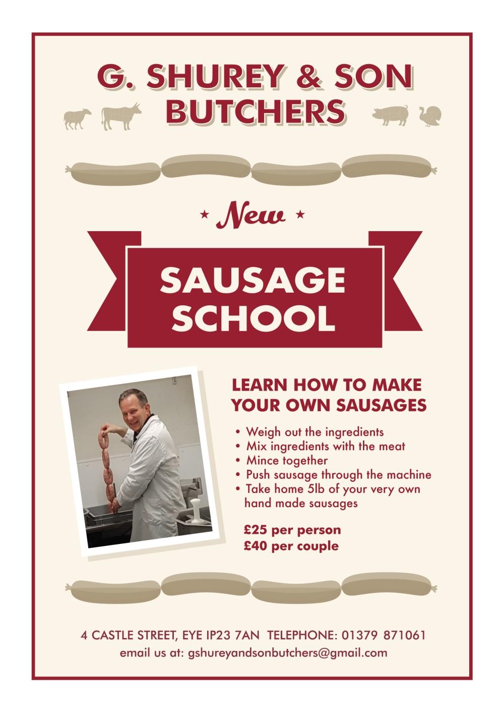 Sausage School